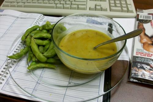 Looks like soup to me.